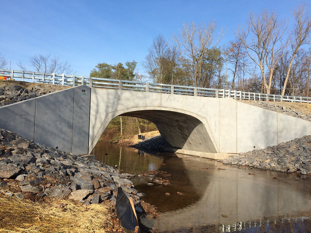 Hulberton Road Bridge Replacement