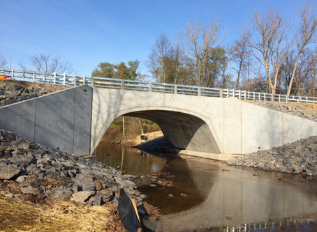 Hulberton Road Bridge Replacement