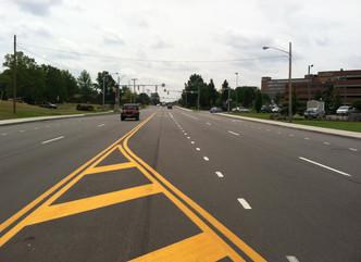 Rehabilitation of Monroe County's Portland Avenue