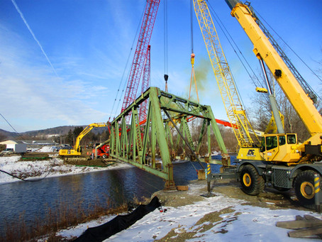 Pulling a Mussel: LaBella Engineers Extract a Bridge Over Endangered Species Habitat