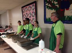 Samaritan House Breakfast