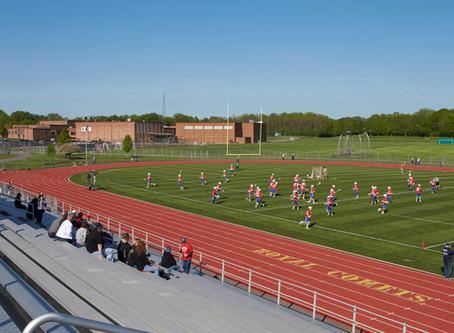 Multi-Purpose Sports Fields Bring Everyone Under the Lights