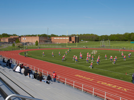Multi-Purpose Sports Fields Bring Everyone Under the Lights