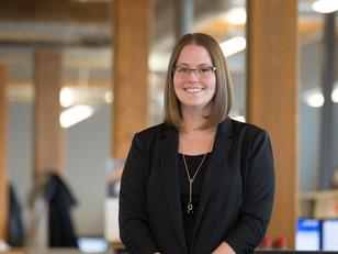 Rachel Collett Receives Evidence-Based Design Accreditation & Certification (EDAC)