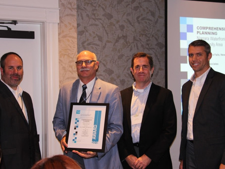 LaBella Receives 2 Awards for Excellence in Comprehensive Planning
