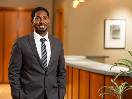 Congratulations to Troy Williams, Our Newest Architect!