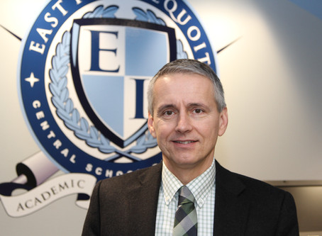 East Irondequoit's Learning Is 1:1 and Hindsight Is 20:20 - a District CIO's Experience in D