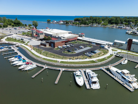 Grand Opening for the Port of Rochester Marina