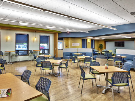 Renovations Transform Al Sigl's Campus from Institutional to Inspirational