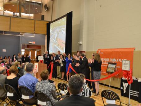 Ribbon Cut at Eastside YMCA Expansion