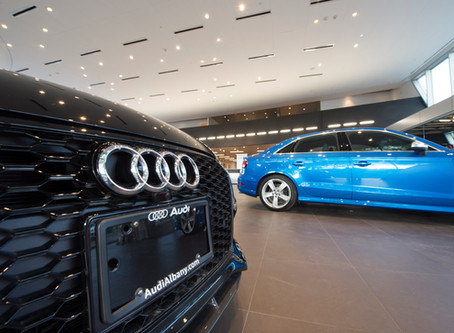 High Performance Engineering Drives Albany's New Audi Dealership