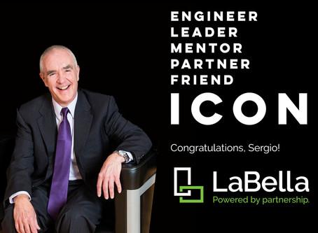 Sergio Esteban named a Rochester Business Journal Icon