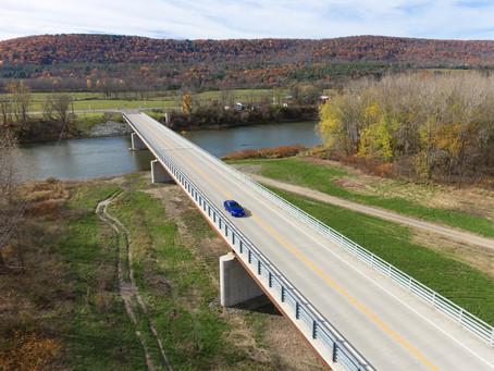 Engineers Week: Replacing a Lifeline Bridge in Chemung County