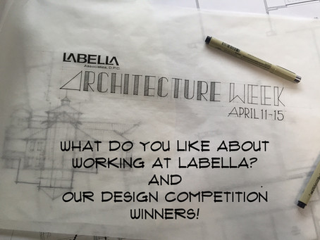Architecture Week Wrap Up: Talent at LaBella