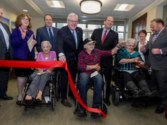 It's a Brand New Day in the Neighborhood at the Bath VA Community Living Center