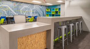 Technology Integration and Multi-Purpose Flex Space are Timely Updates to Webster's Library