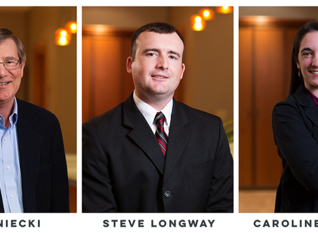 Three LaBella Engineers Honored by the Rochester Engineering Society