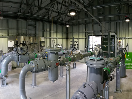 First-of-its-kind Compressed Natural Gas Facility Now Online!