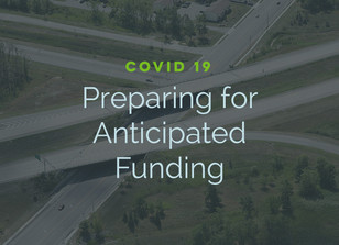 Preparing for Anticipated CARES Act Phase 4 Infrastructure Stimulus Funding