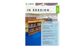 The Fall Issue of In Session, our K-12 Magazine, is available now!