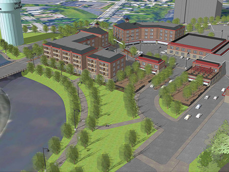 The Village of Lancaster's Downtown Development Strategy Lands $15 Million Development