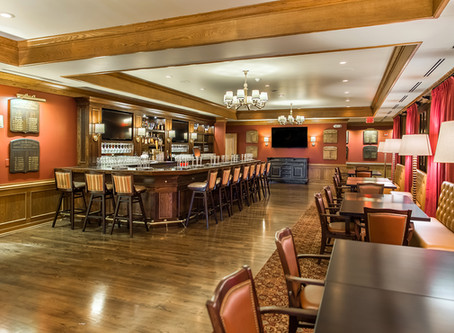 A Look Inside Rochester's Genesee Valley Club
