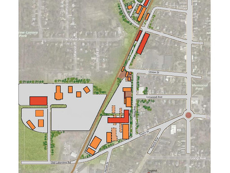 Exciting Redevelopment Concepts Revealed in Hamburg, NY
