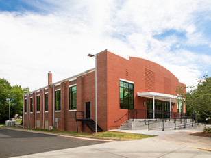 New Student Center is Home-court Advantage for Mitchell Community College