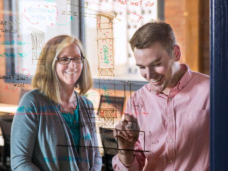 Engineers Week: Meet Another Engineering Partnership, Sue and Joe!