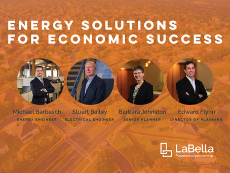 LaBella Presents Energy Solutions for Economic Success