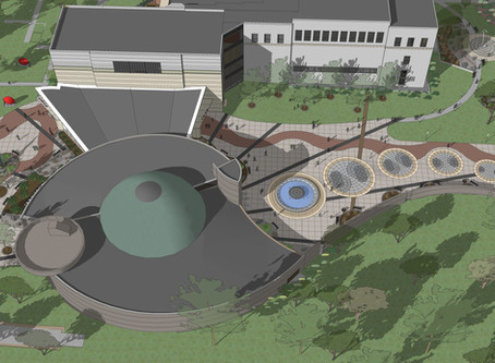 RMSC Design Approved by Preservation Board; Project Excitement Builds
