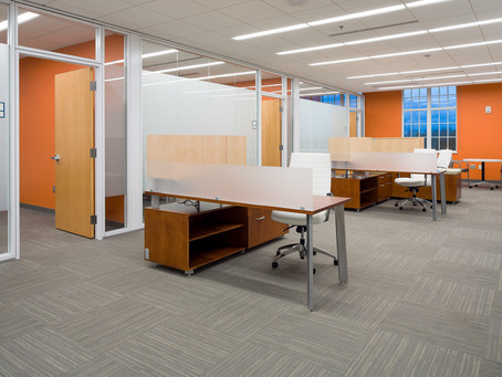 LaBella Interior Designers Talk Open Office with the RBJ