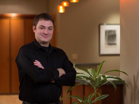 Congratulations Patrick Flint, Our Newest Architect!