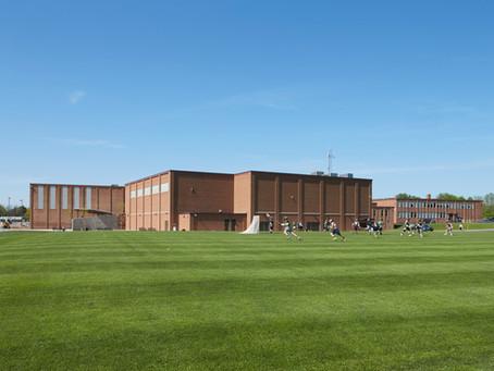 LaBella Wins Outstanding Facility Design & Construction Award for Rush Henrietta Central School