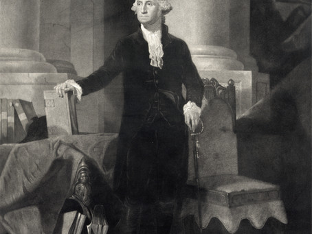 Engineers Week: Kick off, George Washington, and Scholarship
