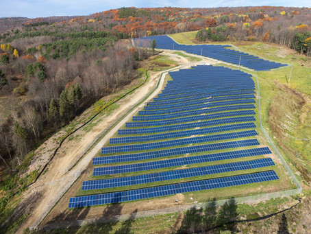 Engineers Week: Solar Farms in Snowy Upstate NY?  Our Engineers Make It Possible
