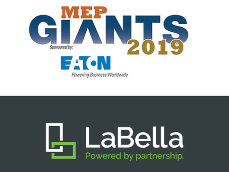 LaBella Keeps Climbing the MEP Giants List!