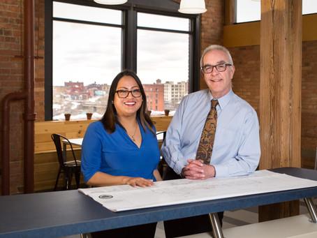 Engineers Week: Meet Sergio and Lourdes