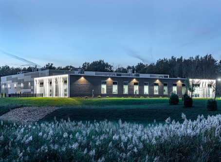 New Facility for Pine Pharmaceuticals Offers Clean Room Manufacturing; Modern Office Amenities