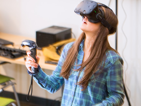 Building Knowledge Series: Virtual Reality is Here