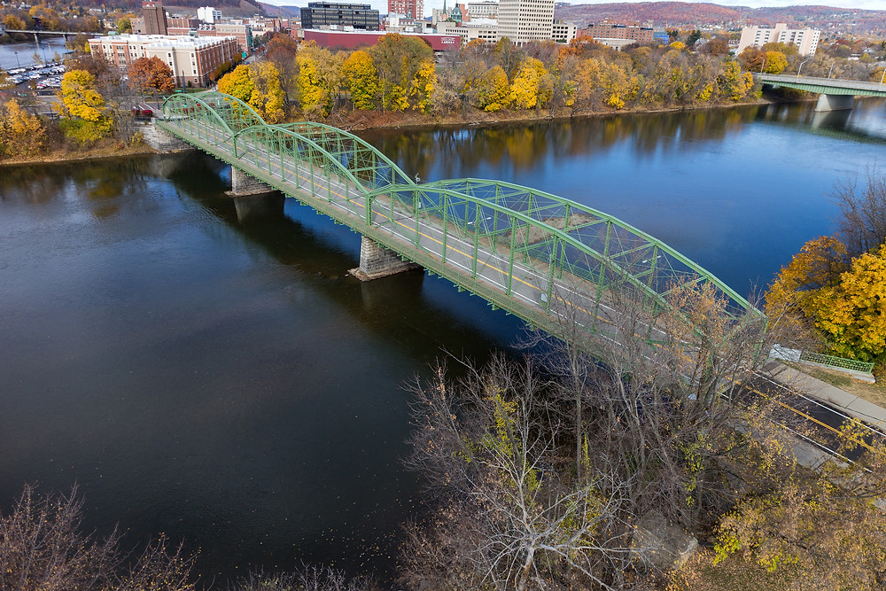 South Washington St Bridge