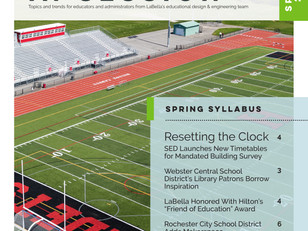Don't Miss the Latest Issue of In Session, our K-12 Digest