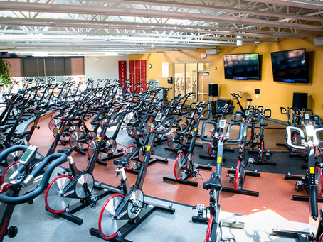 Open Since March, the Eastside YMCA Expansion Keeps Spinning!