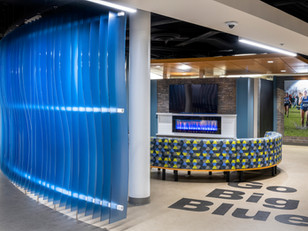 Finishes, Function and Flexibility for SUNY  Fredonia