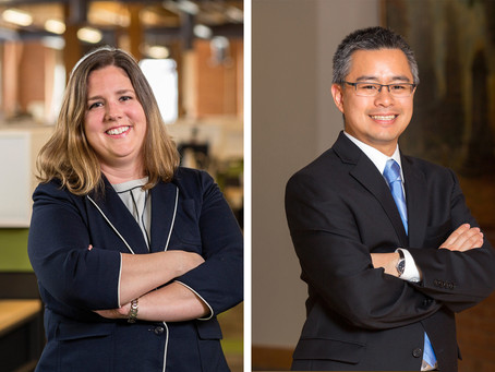 Two LaBella Employees Honored in RBJ's 40 Under 40 Awards