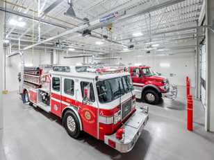 Creating a New Fire Station on an Existing Site for the Seneca Nation of Indians