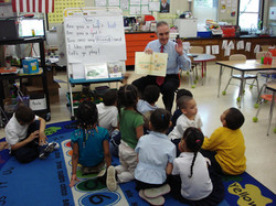 Sergio Reads to RCSD