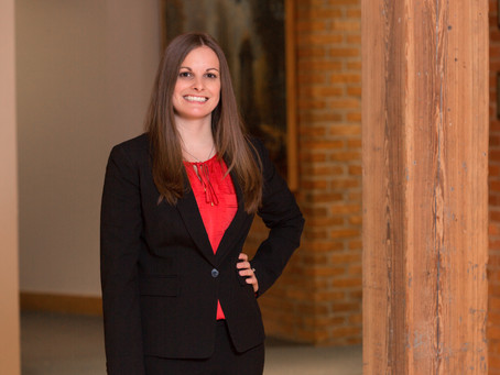 Congratulations to Stacy Welch, Our Newest Architect!