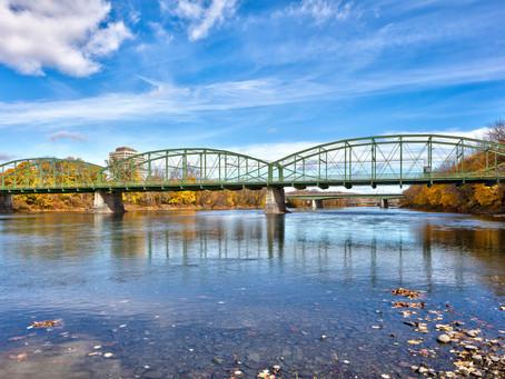 Rehabilitation of Landmark 1887 Bridge Complete!