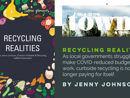 "Recycling Realities, as Published in ""Talk of the Towns"""